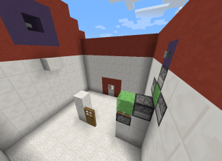 how to make a teleporter on minecraft