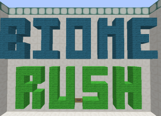 biome rush map