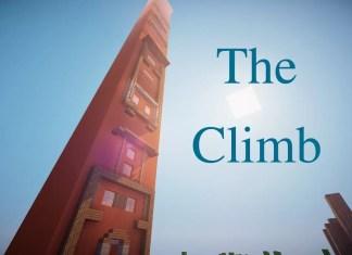 the climb map