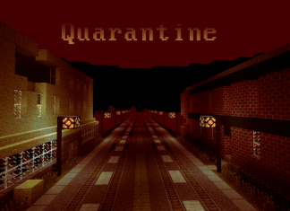 quarantine map
