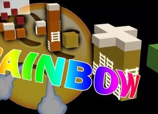 rainbow rush map