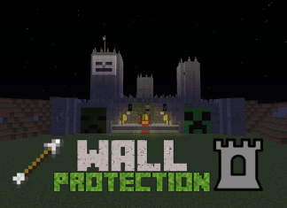 wall protection map