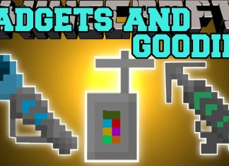 gadgets n goodies mod