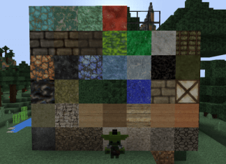 sixteenth resource pack