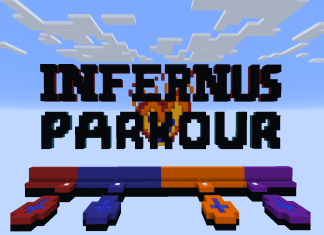infernus parkour map