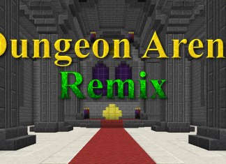 dungeon arena remix map