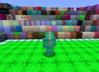 kawaiicraft resource pack