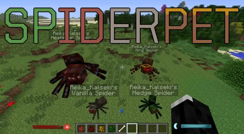 CritterPet Mod for 1.7.10 | MinecraftSix