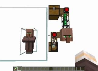 cubic villager mod