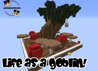 life as a goblin map