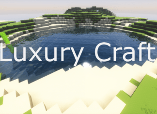 luxury craft resource pack