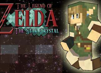 the legend of zelda the star crystal map