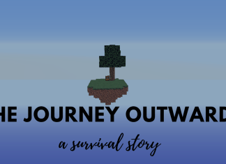 journey outwards map