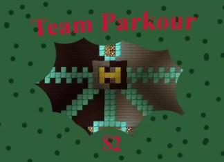 team parkour s map