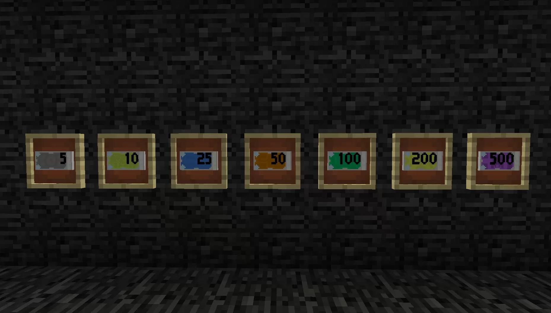 Currency Mod For Minecraft 1710 Minecraftsix