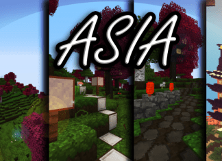 rangercraft asia resource pack