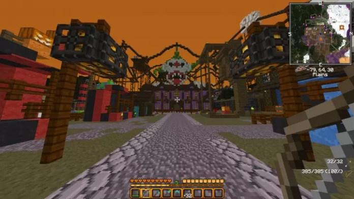Halloween Resource Pack for Minecraft 1.12.2 | MinecraftSix