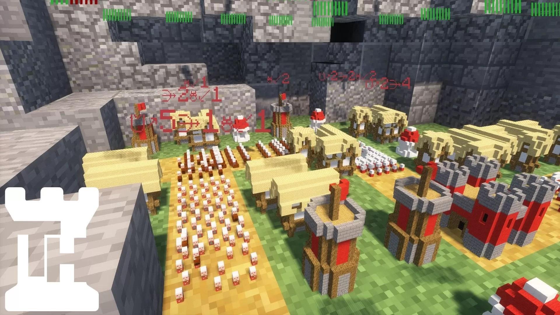download game minecraft tower defense