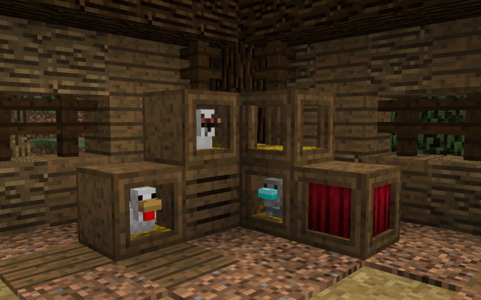 roost mod 1