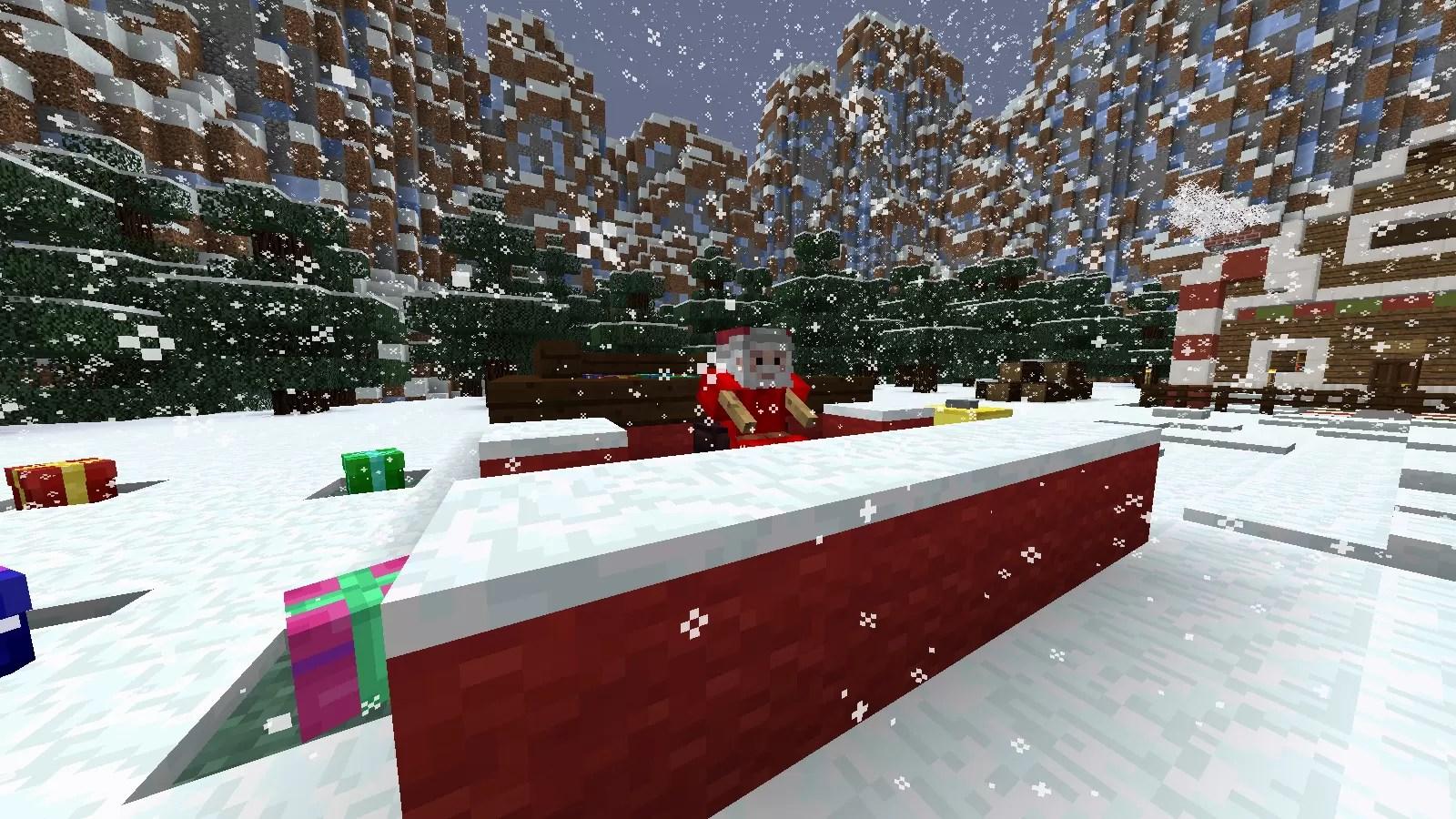 Minecraft Christmas Map.Save Christmas 2 Map For Minecraft 1 12 2 Minecraftsix