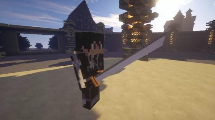 Sword Art Online 3d Resource Pack For Minecraft 1 11 2 Minecraftsix