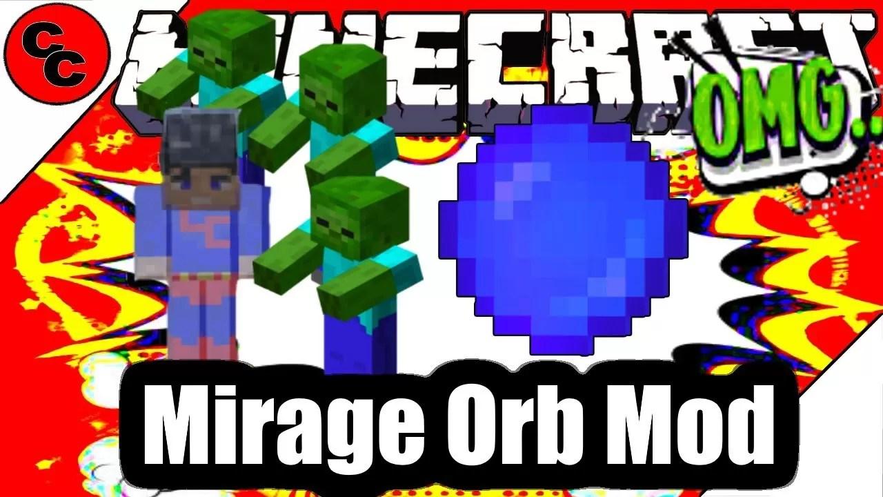 Mirage Orb Mod for Minecraft 1 12 2 | MinecraftSix