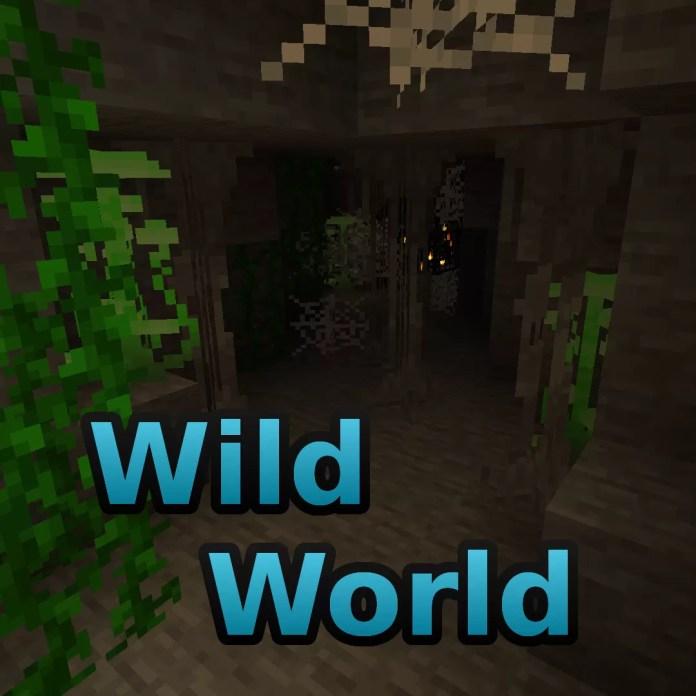 Wild World Mod for Minecraft 1 14 4 | MinecraftSix