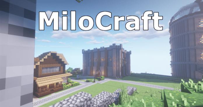 MiloCraft Semi-Realistic Resource Pack for Minecraft 1.14.4 2