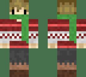 christmas grian Minecraft Skin