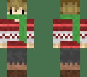 Grian s Winter Skin Minecraft Skin