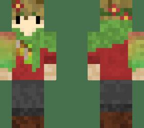 weirdness hippie grian Minecraft Skin