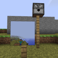 Minecraft Security Camera Mod
