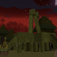 JurassiCraft, Minecraft Dinosaurs Mod