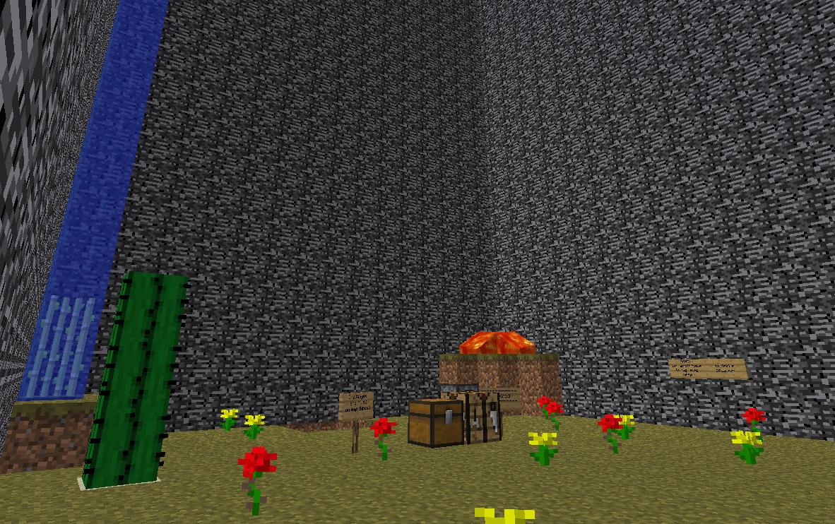 Classic Minecraft Survival - Ideas de diseño para el hogar