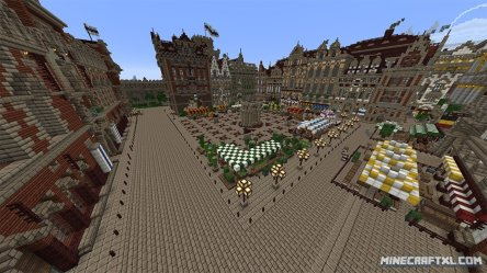 map imperial minecraft neo modern century buildings beaux minecraftxl 19th 20th classical arts