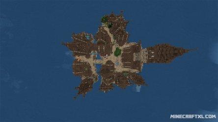 village medieval map minecraft plenty still minecraftxl