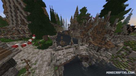 map minecraft minecraftxl