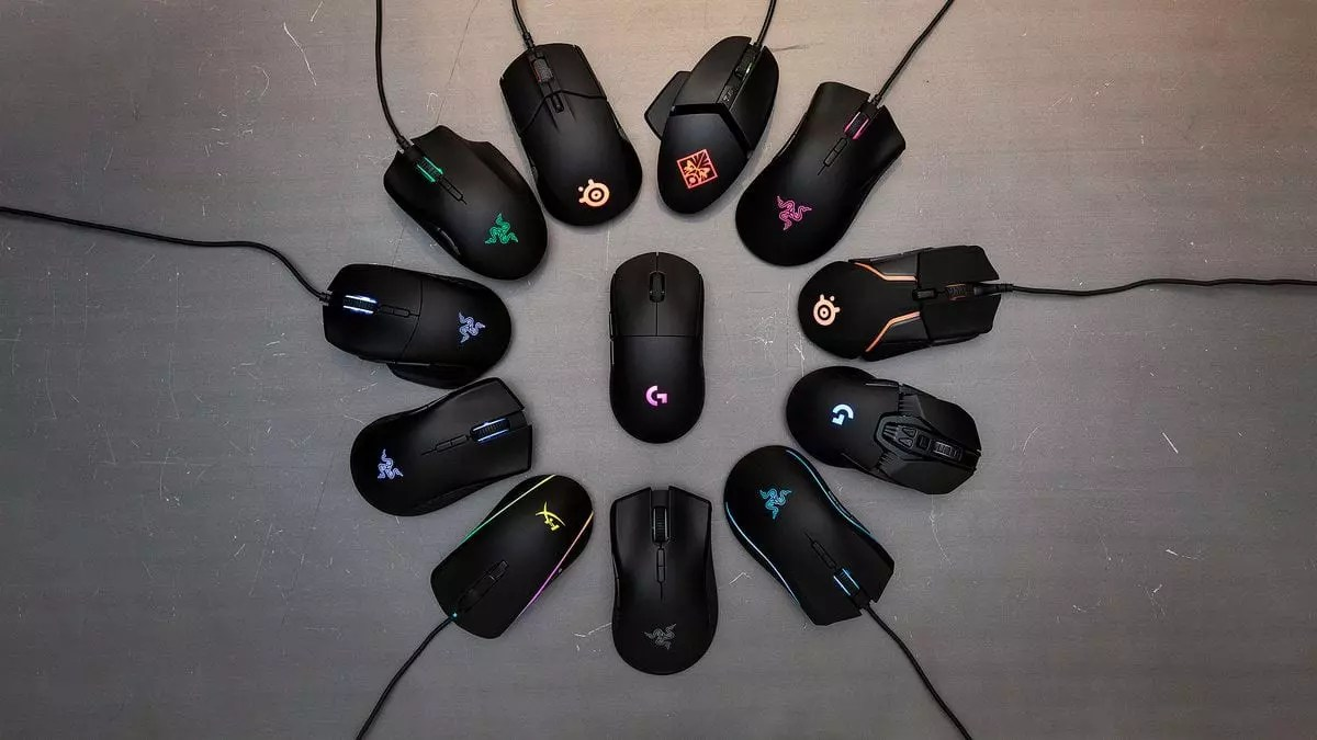 best wired mouse