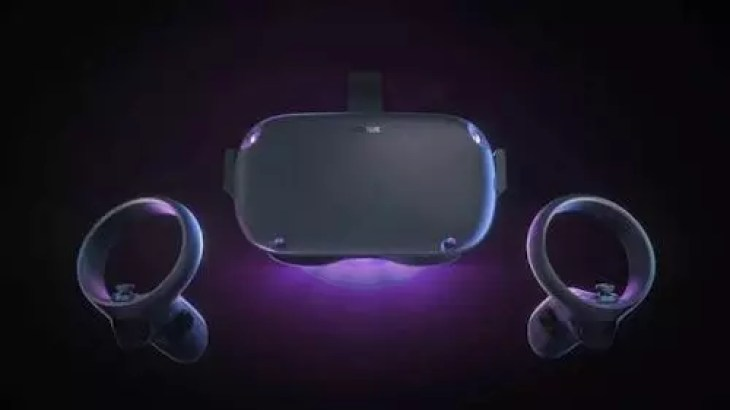 OCULUS QUEST VR GAMING SYSTEM 64G – ANDROID