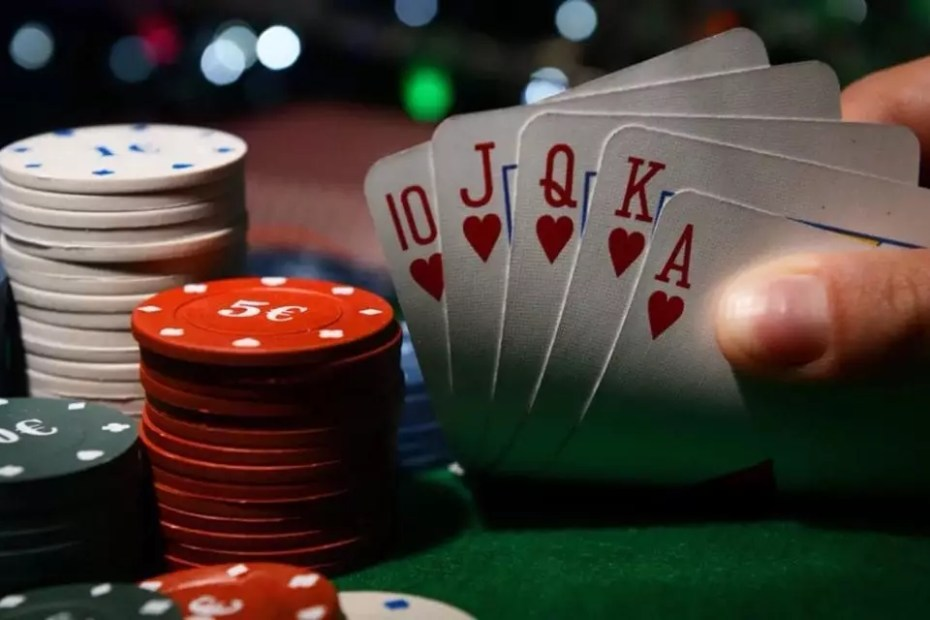 poker sites that accept bitcoin