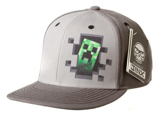 Minecraft kasket