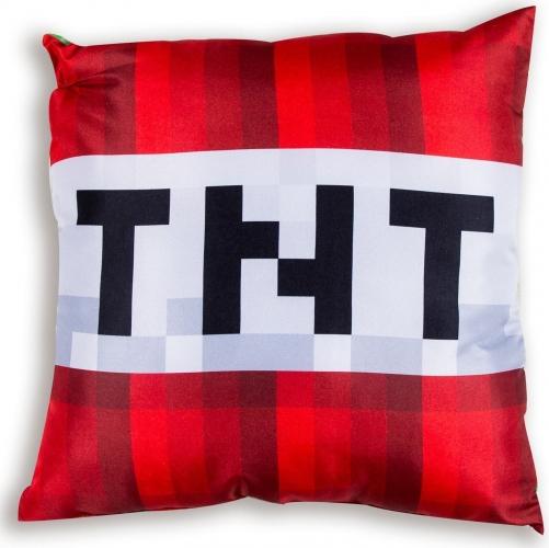 Minecraft cushion tnt creeper 1