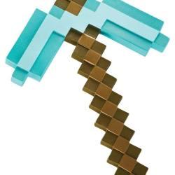 Minecraft Diamond Pickaxe 40cm