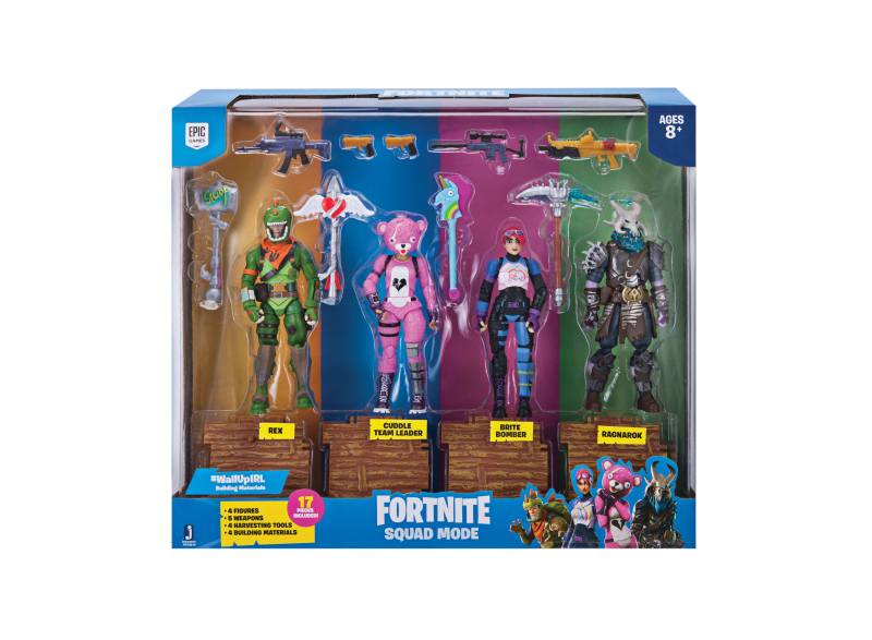 Fortnite_Squad_Mode_Action_Figure_4pack_Minegadgets