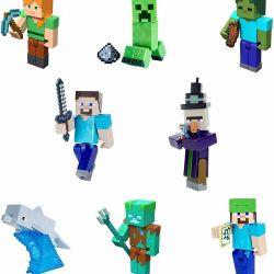 Minecraft Build A Block Figures