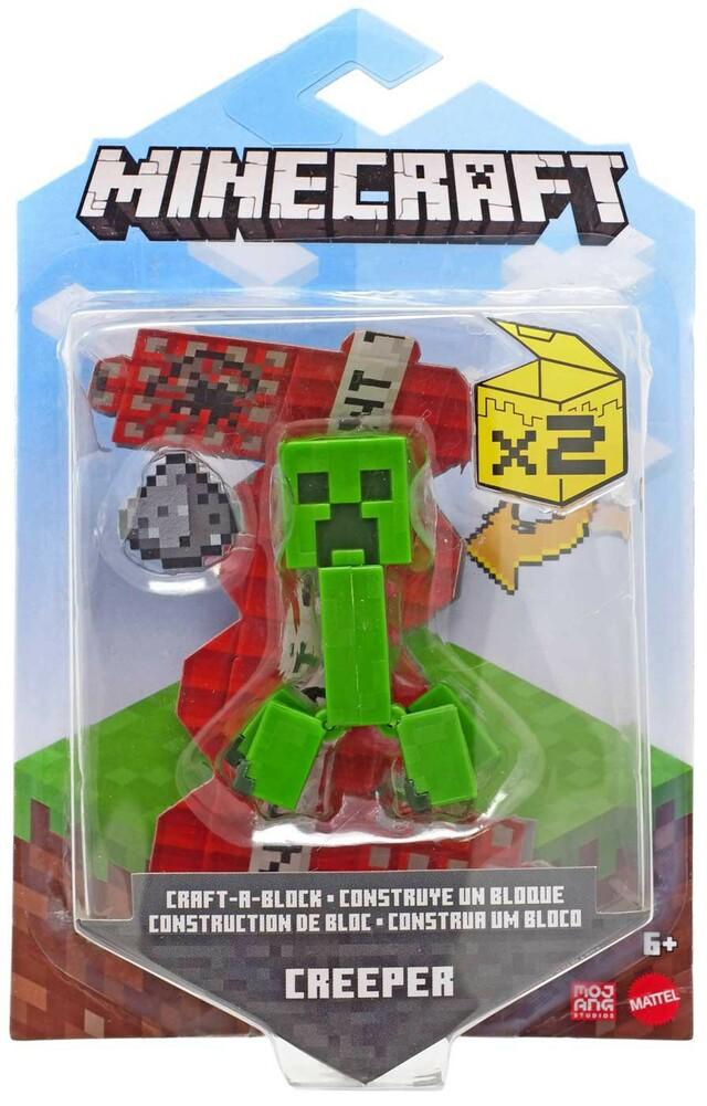 Minecraft Creeper Figure