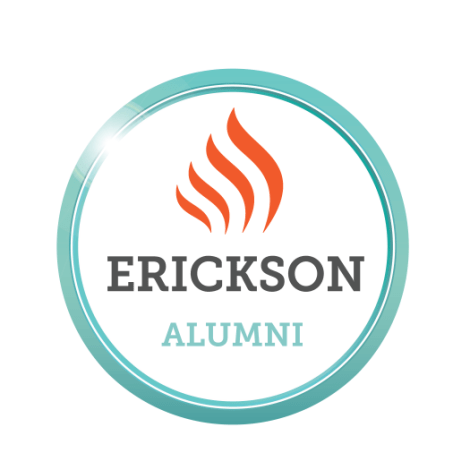 Badge - Erickson Alumni