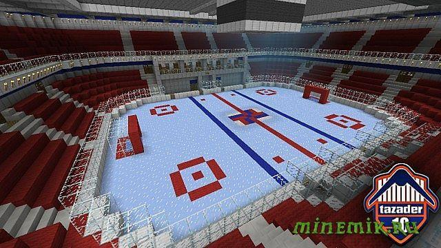 Tazader City для Minecraft PE