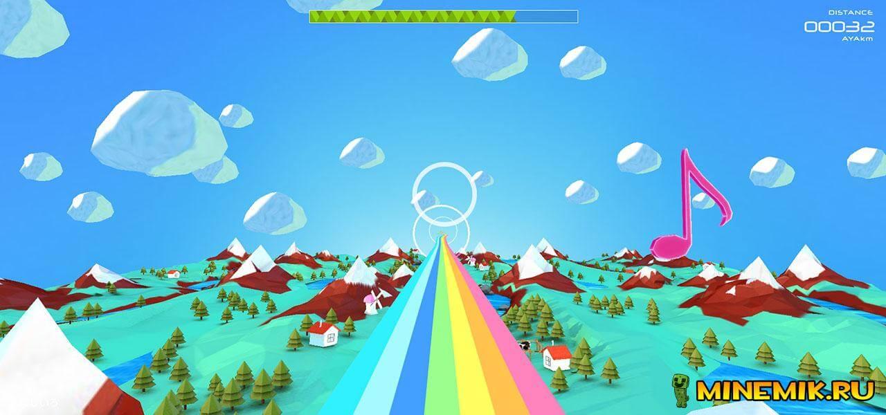 Игра Rainbowroad