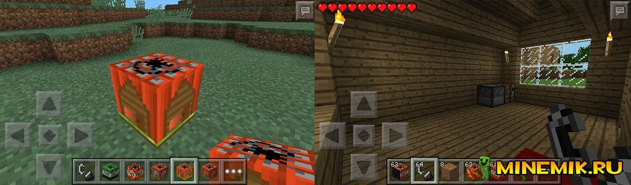 Wood House TNT